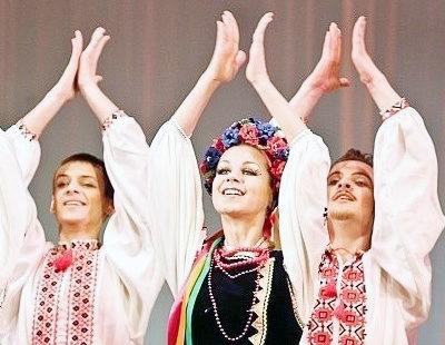 Наталья Сковородка