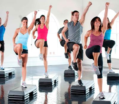 Фитнес тренеровка для похудения