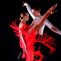 Новая танцевальная группа - латиноамериканская программа для взрослых