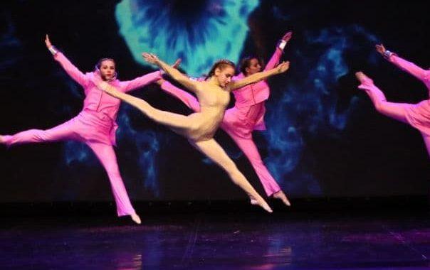 танцы для детей Троещина